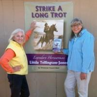 strike a long trot