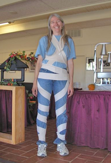 Linda Hoover TTouch Body Wrap